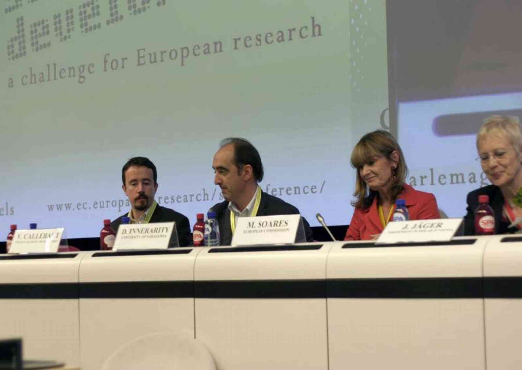 """SUSTAINABLE DEVELOPMENT, A CHALLENGE FOR EUROPEAN RESEARCH"""