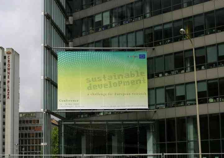 """SUSTAINABLE DEVELOPMENT, A CHALLENGE FOR EUROPEAN RESEARCH"" eu_pl011"