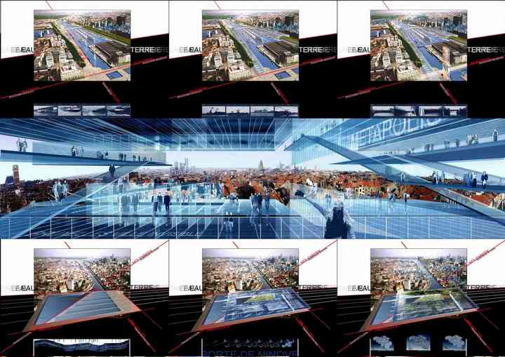CANAL 2020, MASTERPLAN. canal_pl003