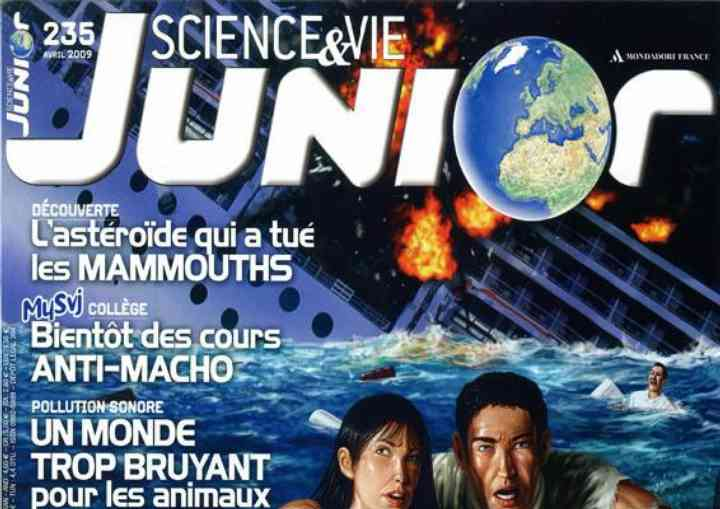 SCIENCE&VIE JUNIOR scienceetviejunior