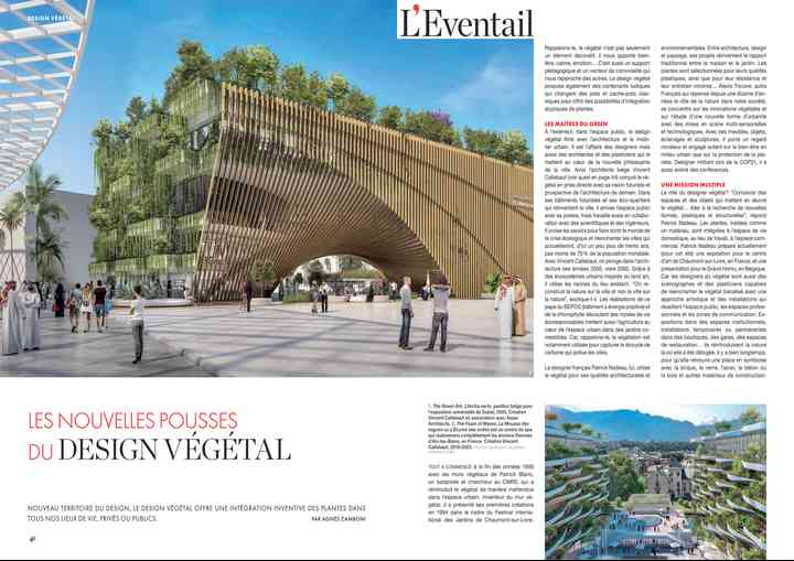 L'EVENTAIL MAGAZINE